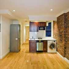 Rental info for 610 East 9th Street