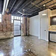 Rental info for Adam Hats Lofts in the Deep Ellum area
