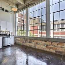 Rental info for Futura Lofts in the Deep Ellum area