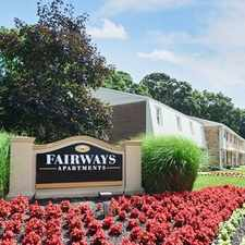 Rental info for Fairways Apartment Homes
