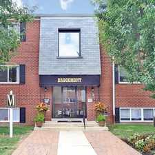 Rental info for Brookmont Apartment Homes in the Philadelphia area