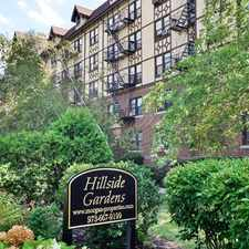 Rental info for Hillside Gardens Apartment Homes in the Clifton area
