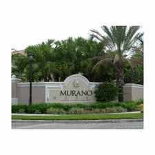 Rental info for 2683 Southwest 85th Avenue #103 in the Miramar area