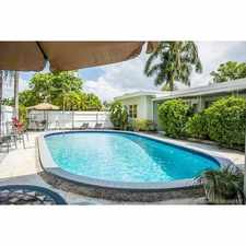Rental info for 250 Southeast Park Street #3 in the Hollywood area