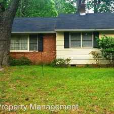 Rental info for 2300 Timber Drive in the Raleigh area