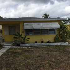 Rental info for 1637 Dewey Street in the Hollywood area