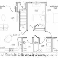 Rental info for 1017 Hayden Avenue - #1
