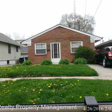 Rental info for 753 DEAL - 1 in the East Toledo area