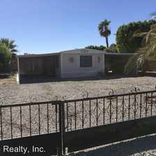 Rental info for 13543 E 44th St in the 85367 area