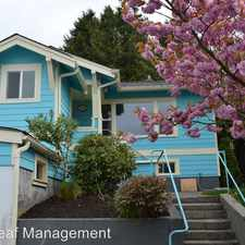 Rental info for 6512 4th Ave NW in the Phinney Ridge area