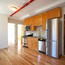 Rental info for Linden St & Irving Ave in the New York area