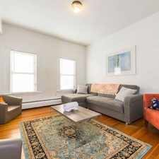 Rental info for Mount Auburn St in the West Cambridge area