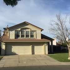 Rental info for Large 4 Bedroom Modesto Home