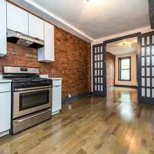 Rental info for Woodbine St in the New York area
