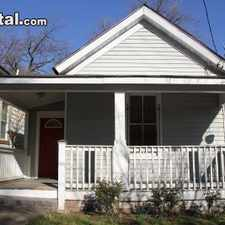 Rental info for $2200 3 bedroom House in Fulton County Inman Park