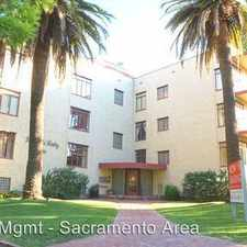 Rental info for 3360 H Street - #01 in the East Sacramento area