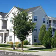 Rental info for 11782 S. Currant Drive #102