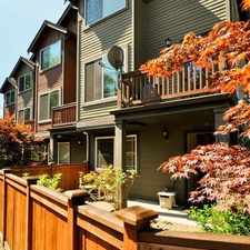 Rental info for 5218 Puget Blvd SW Unit A in the Riverview area