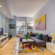 Rental info for SPACIOUS 1BR Condo w/ HEAPS OF CLOSET SPACE in FiDi's Best Building!!!