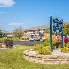 Rental info for Glen Hills Apartments in the Milwaukee area