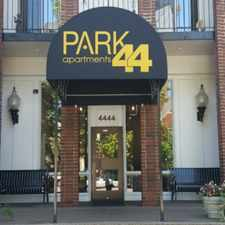 Rental info for Park 44 in the St. Louis area