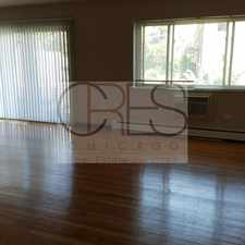 Rental info for 1639 Oakwood Avenue in the Des Plaines area