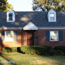 Rental info for 1513 Foster Road in the Richmond area