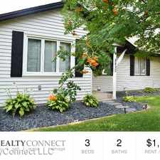 Rental info for 8830 61 1/2 Ave N