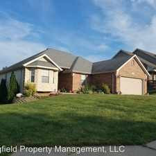 Rental info for 5710 South Fox Hollow
