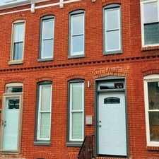 Rental info for 1124 Nanticoke Street in the Washington Village area