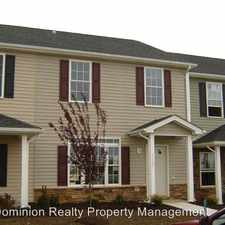 Rental info for 13 Cantermill Lane