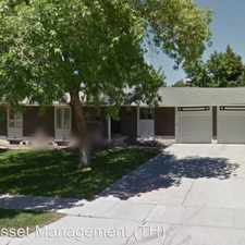 Rental info for 1575 East 1220 North