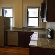 Rental info for Beacon St & Marion St in the Brookline area