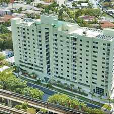 Rental info for 816 Northwest 11th Street #1002 in the Overtown area