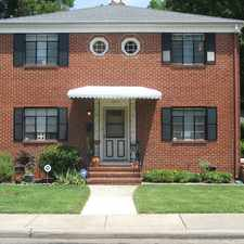 Rental info for Midwood Duplex-2bd/1.5ba-5 minutes from uptown Charlotte in the Commonwealth area