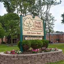 Rental info for Fair Oaks