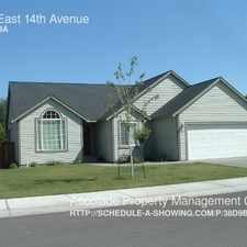 Rental info for 1811 East 14th Avenue in the Ellensburg area