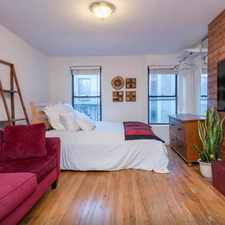 Rental info for 1st Ave & Allen St in the Bowery area