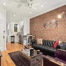 Rental info for W 4th & Bleecker St in the New York area