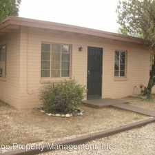 Rental info for 2201 E. Grant Road # 9 in the Campbell-Grant area