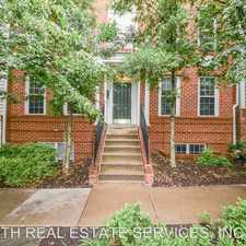 Rental info for 1537 NORTHERN NECK DR APT 201 in the West Side area