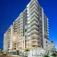 Rental info for Miami RE in the Northeast Coconut Grove area
