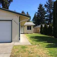 Rental info for 10427 12th Ave Ct S