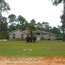 Rental info for 7623 Leisure Street in the Navarre area