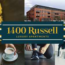 Rental info for 1400 Russell Luxury Apartments