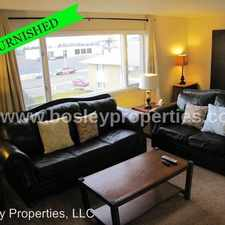 Rental info for 1417 13th Street South