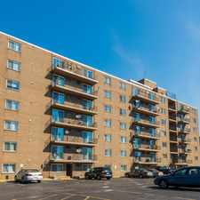 Rental info for Breakwater Tower Apartments in the Cleveland area