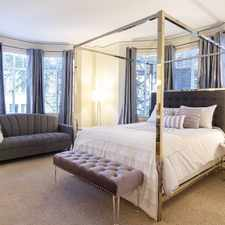 Rental info for $3750 0 bedroom Apartment in Palo Alto in the University South area