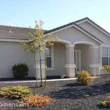Rental info for 1650 Iron Mountain Drive in the Southeast Reno area