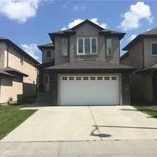 Rental info for 1314 Cunningham Drive SW in the Callaghan area
